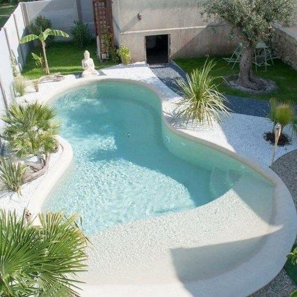 Stunning Backyard Pool Landscaping Ideas 08