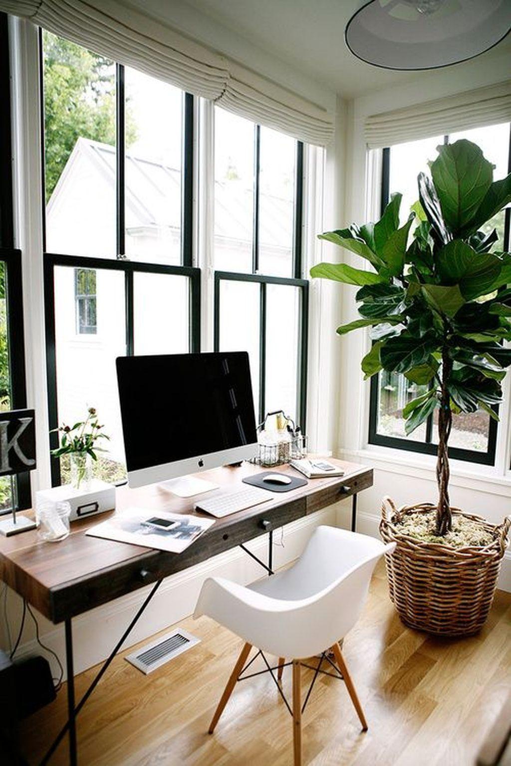 Stunning Contemporary Office Design Ideas 02