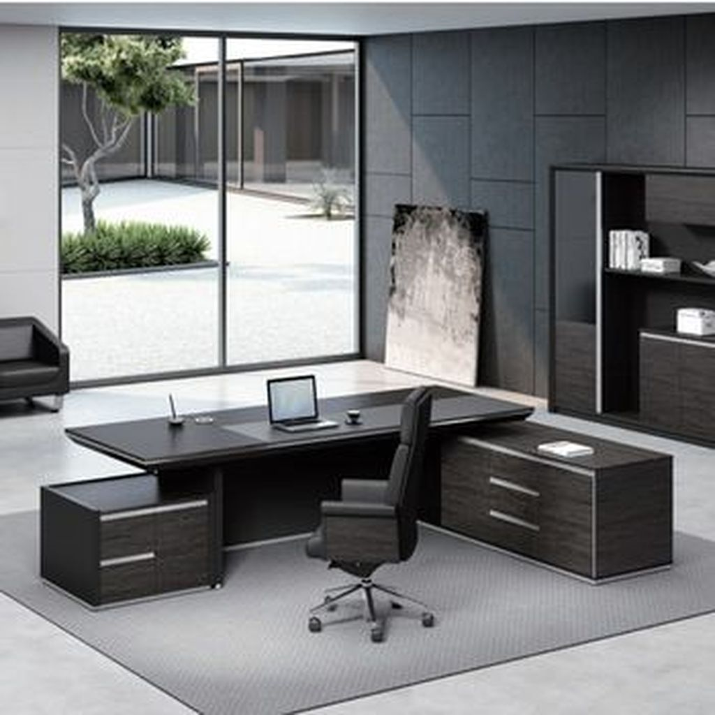 Stunning Contemporary Office Design Ideas 11