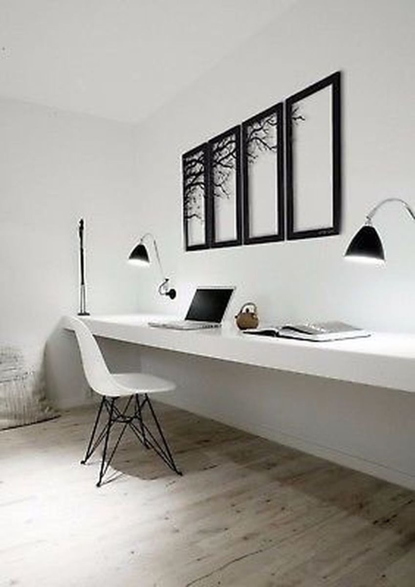 Stunning Contemporary Office Design Ideas 24