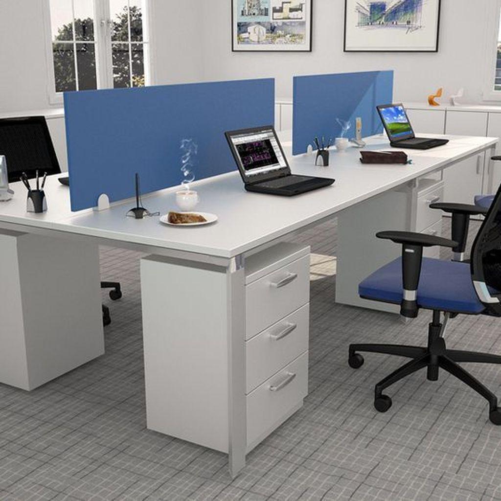 Stunning Contemporary Office Design Ideas 27