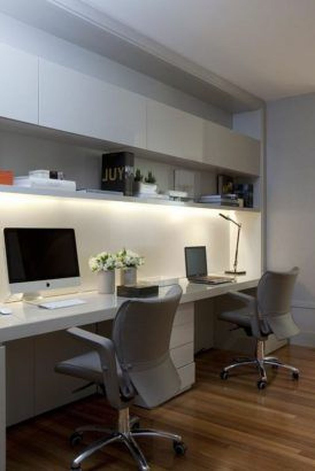 Stunning Contemporary Office Design Ideas 29
