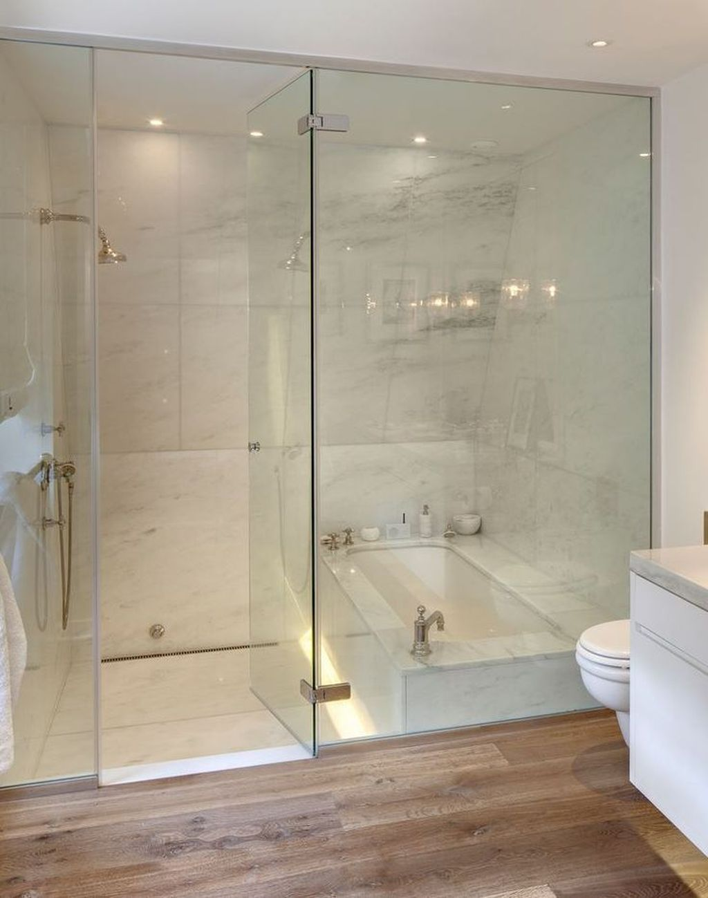 The Best Bathroom Shower Tub Ideas You Must Have 04
