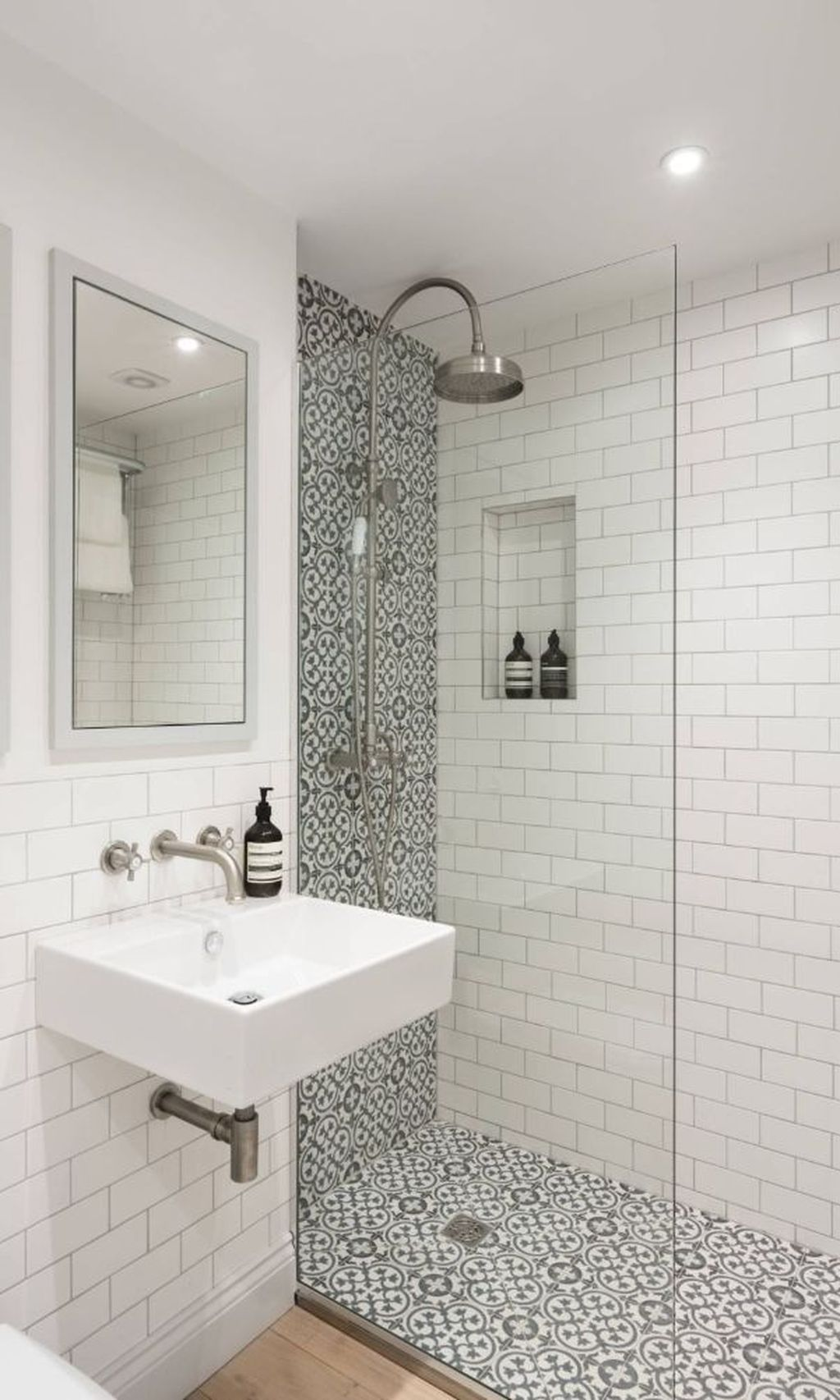 The Best Bathroom Shower Tub Ideas You Must Have 08