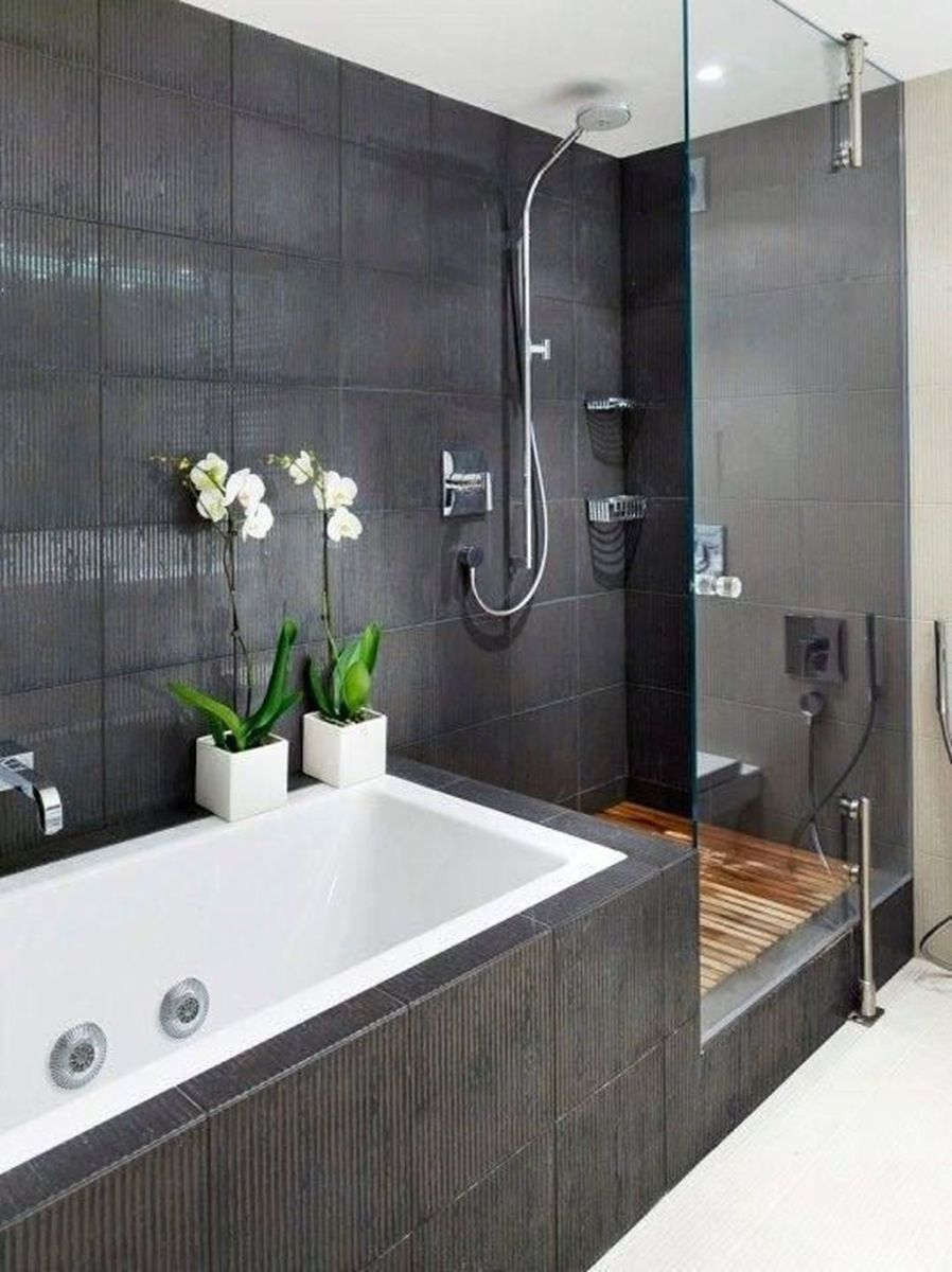 The Best Bathroom Shower Tub Ideas You Must Have 10