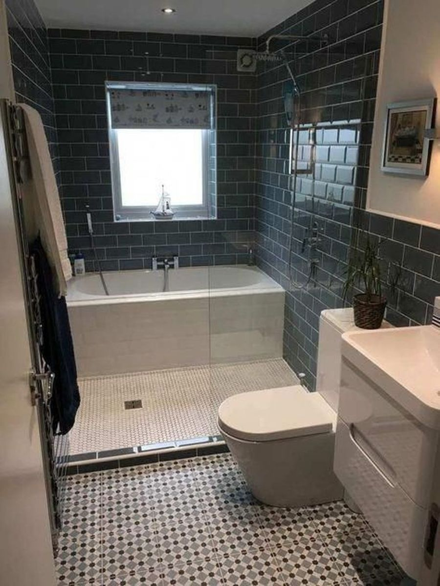 The Best Bathroom Shower Tub Ideas You Must Have 14