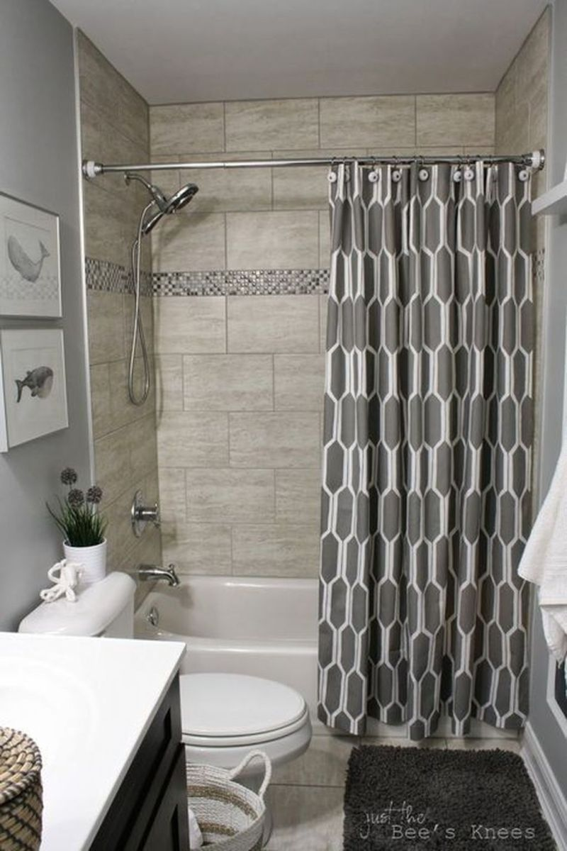 The Best Bathroom Shower Tub Ideas You Must Have 23