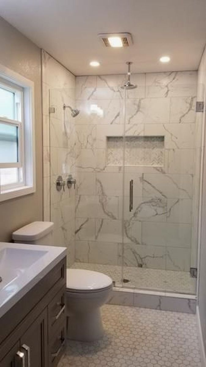 The Best Bathroom Shower Tub Ideas You Must Have 34