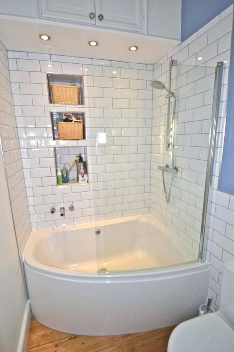 The Best Bathroom Shower Tub Ideas You Must Have 36