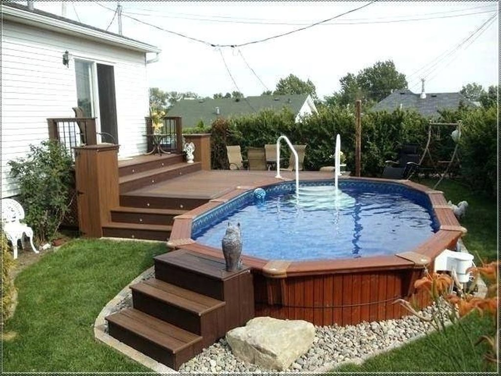 The Best Ground Pool Ideas You Never Seen Before 06