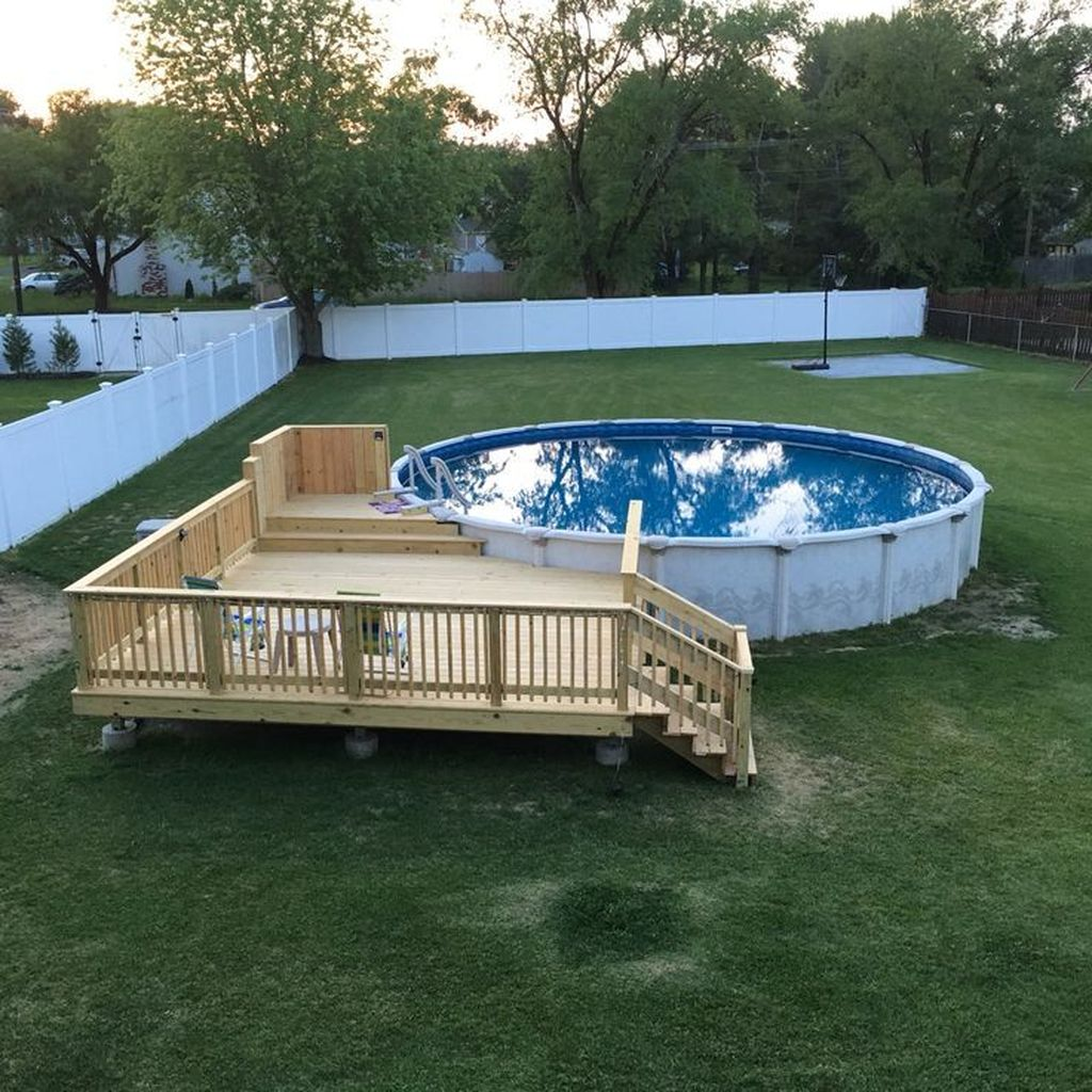 The Best Ground Pool Ideas You Never Seen Before 30