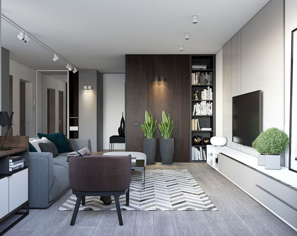 The Best Modern Apartment Design Ideas 26