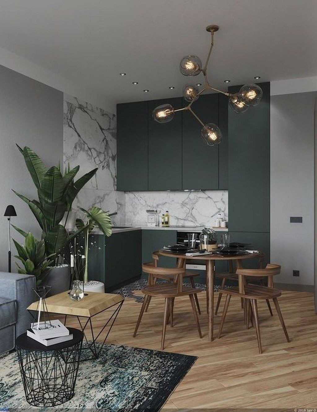 The Best Modern Apartment Design Ideas 30