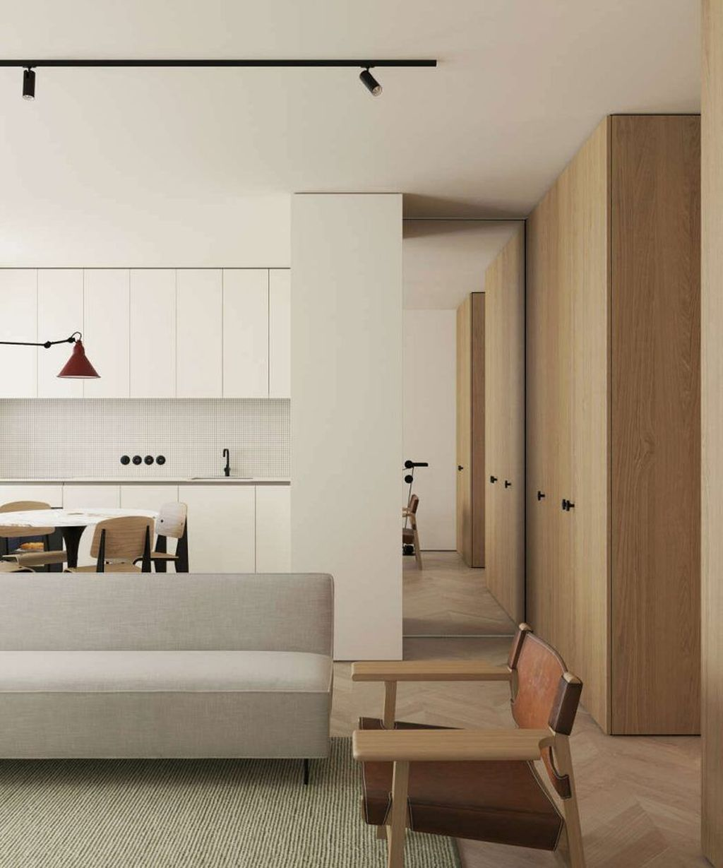 The Best Modern Apartment Design Ideas 36
