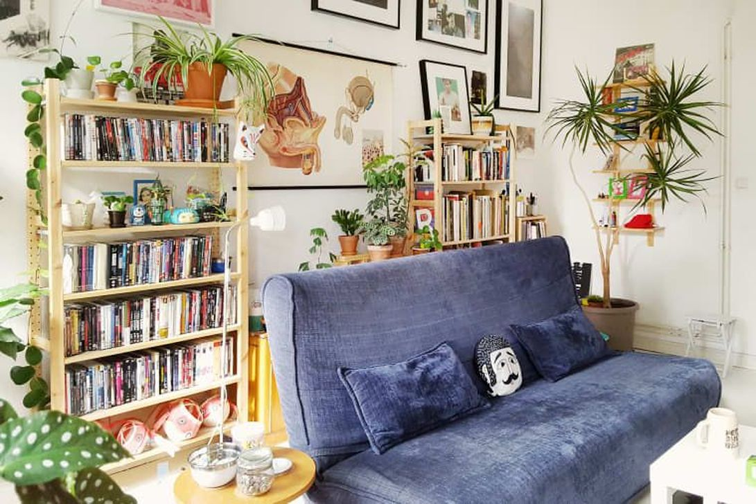 Amazing Floral Living Room Decor Ideas That You Will Love 01 1