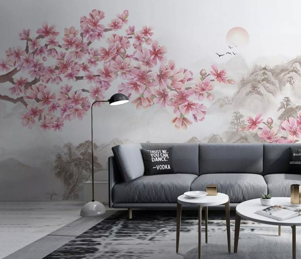 Amazing Floral Living Room Decor Ideas That You Will Love 23