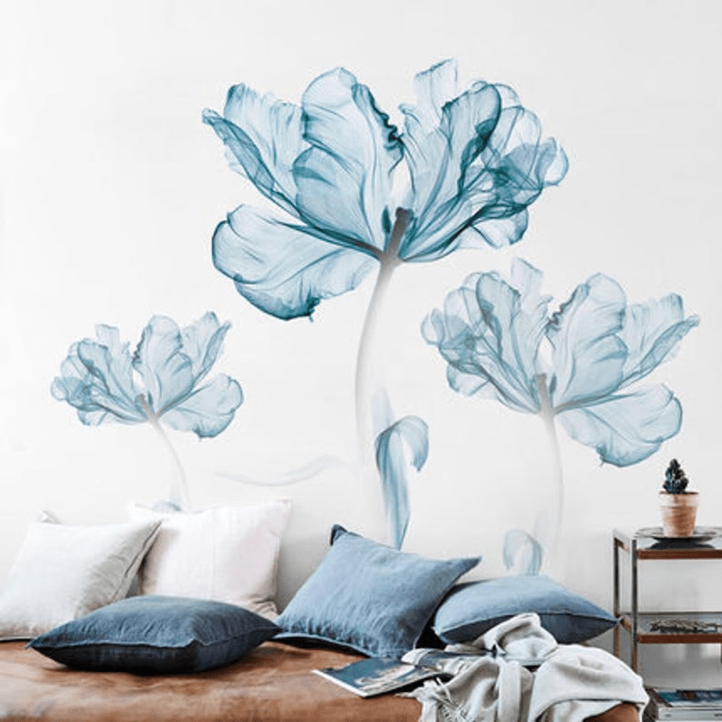 Amazing Floral Living Room Decor Ideas That You Will Love 33
