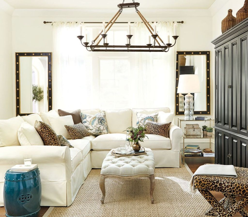Amazing Floral Living Room Decor Ideas That You Will Love 38