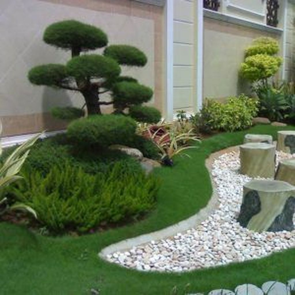 Awesome Japanese Garden Design Ideas That You Definitely Like 14