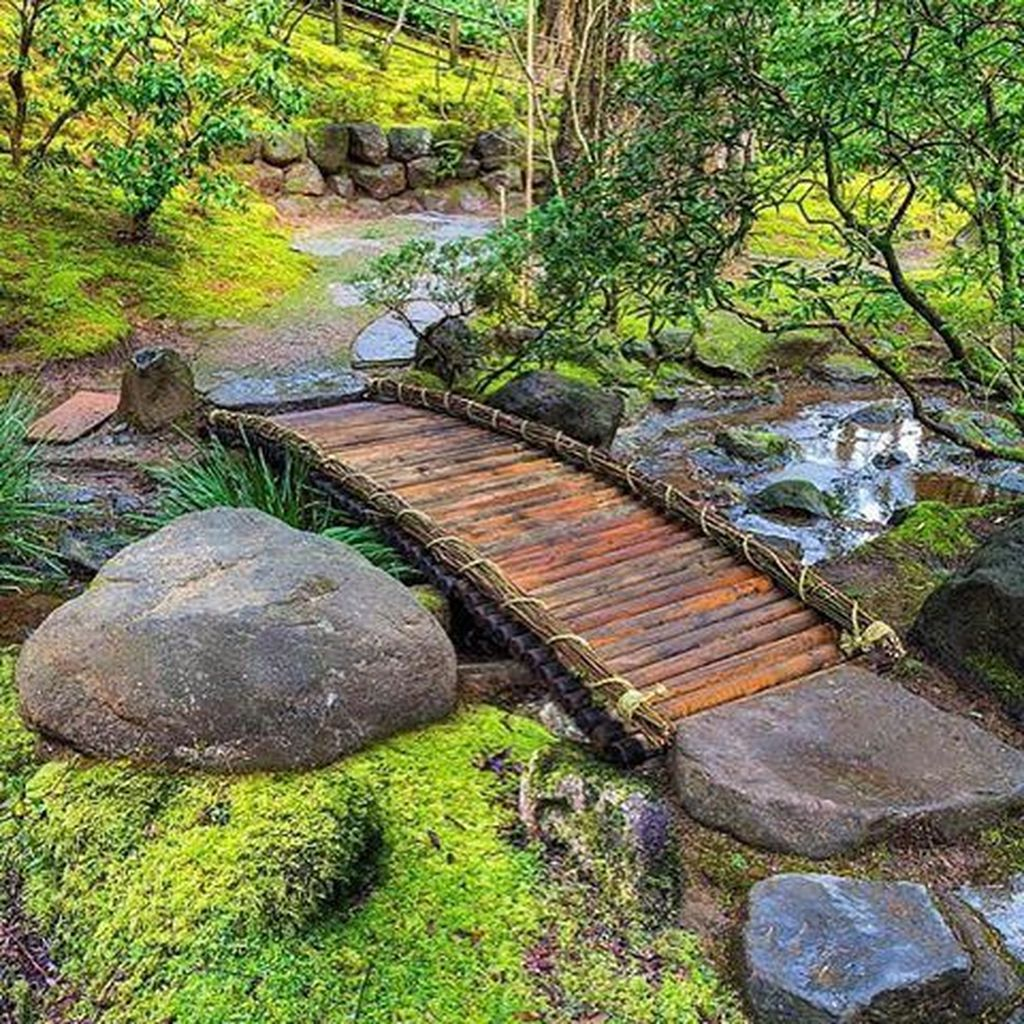 Awesome Japanese Garden Design Ideas That You Definitely Like 19