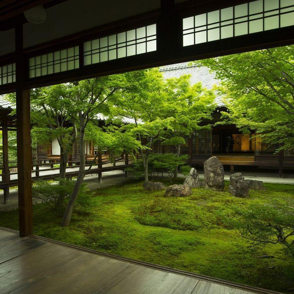 Awesome Japanese Garden Design Ideas That You Definitely Like 22