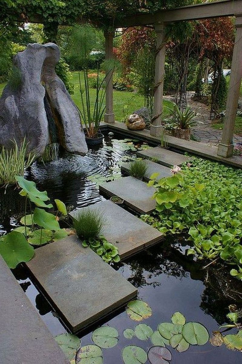 Awesome Japanese Garden Design Ideas That You Definitely Like 30