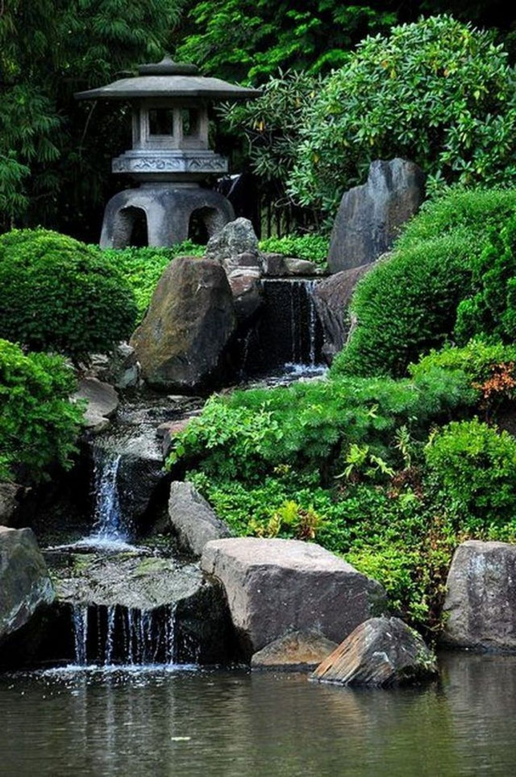 Awesome Japanese Garden Design Ideas That You Definitely Like 34