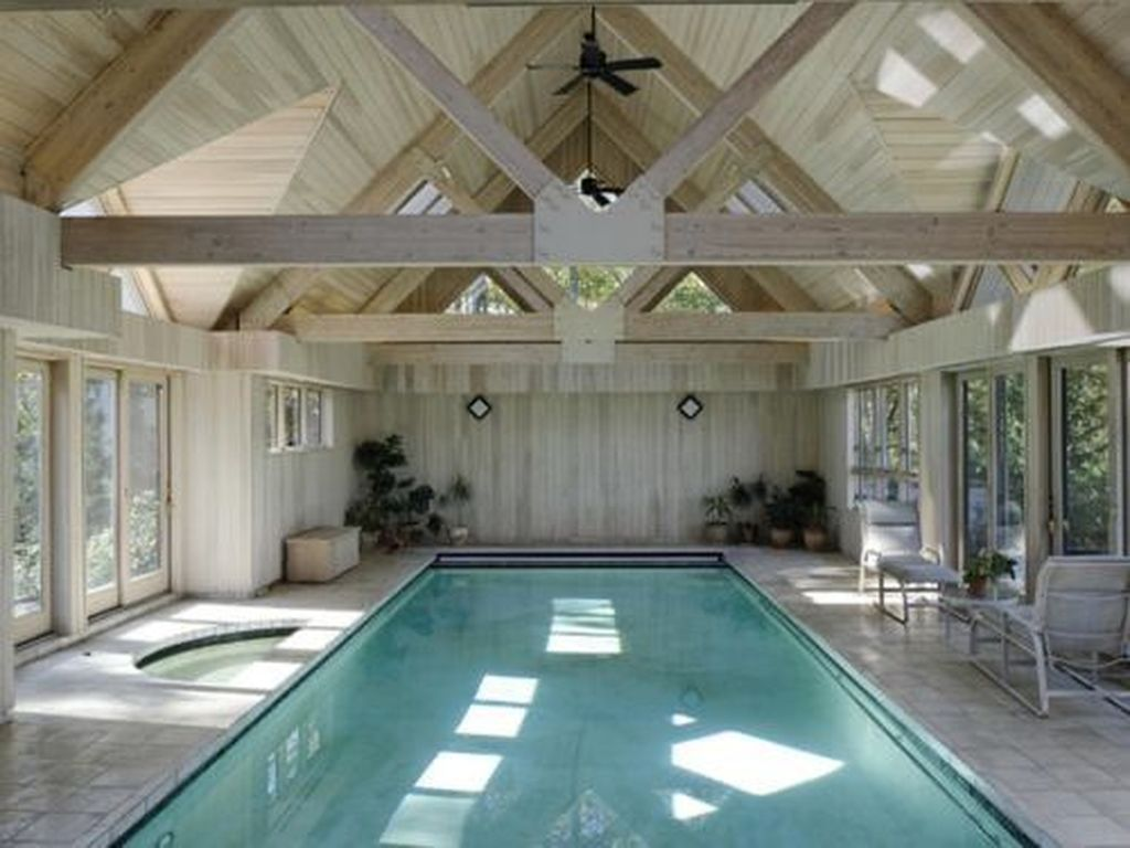Beautiful Modern Indoor Pool Design Ideas You Must Have 25 1