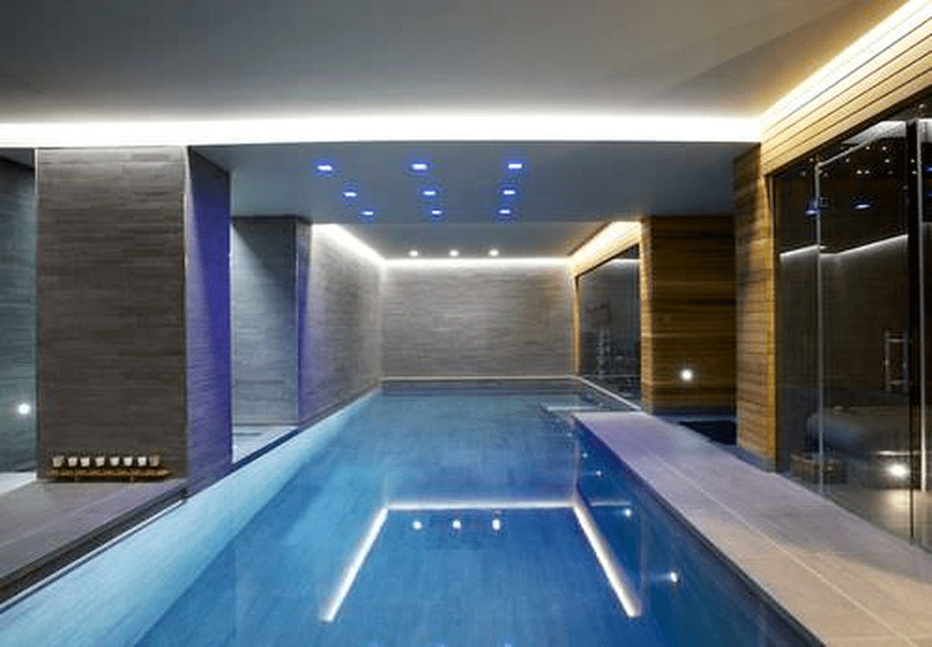 Beautiful Modern Indoor Pool Design Ideas You Must Have 32 1