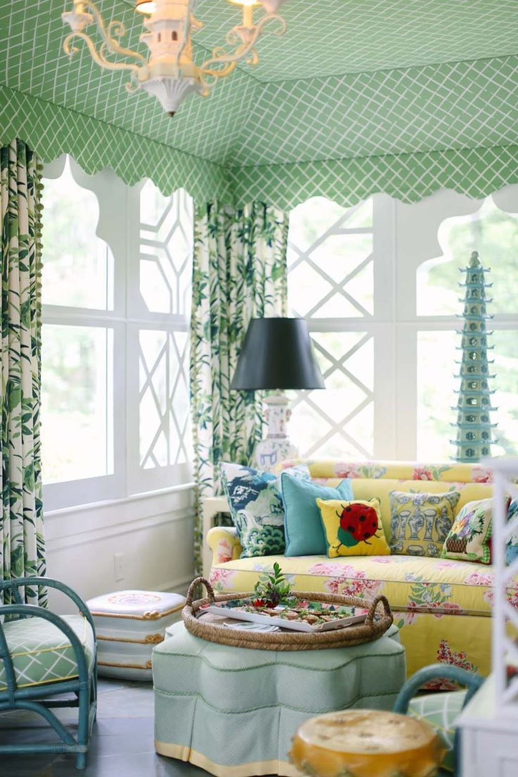 Best Summer Interior Design Ideas To Beautify Your Home 04