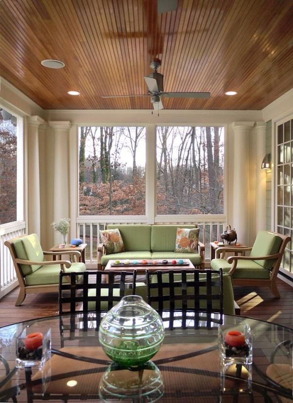 Charming Small Sunroom Decorating Ideas You Must Try 05