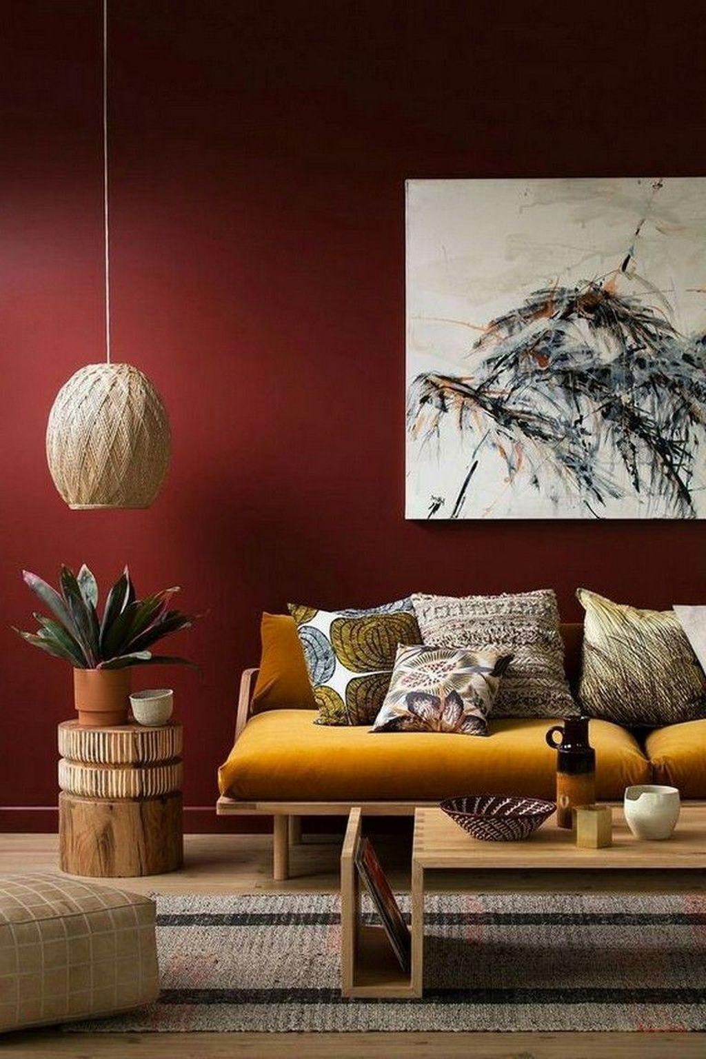 Charming Yellow Interior Design Ideas Best For Summer 04