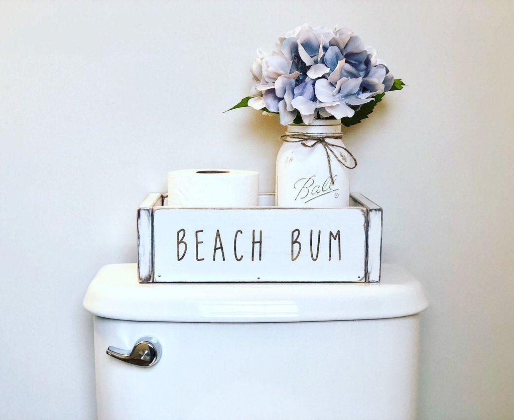 Creative Beach Theme Bathroom Decor Ideas You Will Love 12