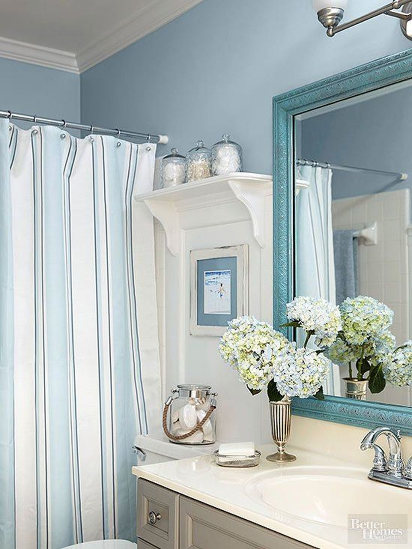 Creative Beach Theme Bathroom Decor Ideas You Will Love 21