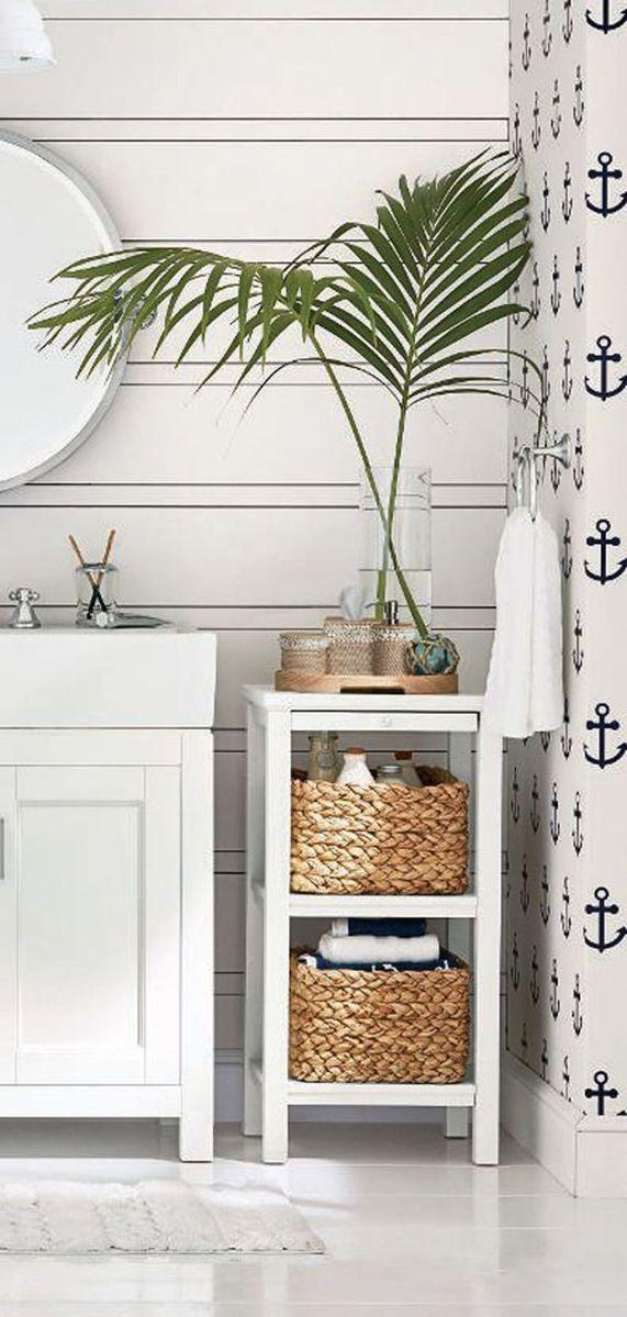Creative Beach Theme Bathroom Decor Ideas You Will Love 29