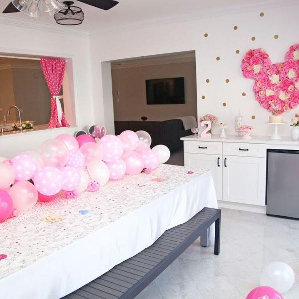 Fabulous Floral Theme Party Decor Ideas Best For Summertime 18