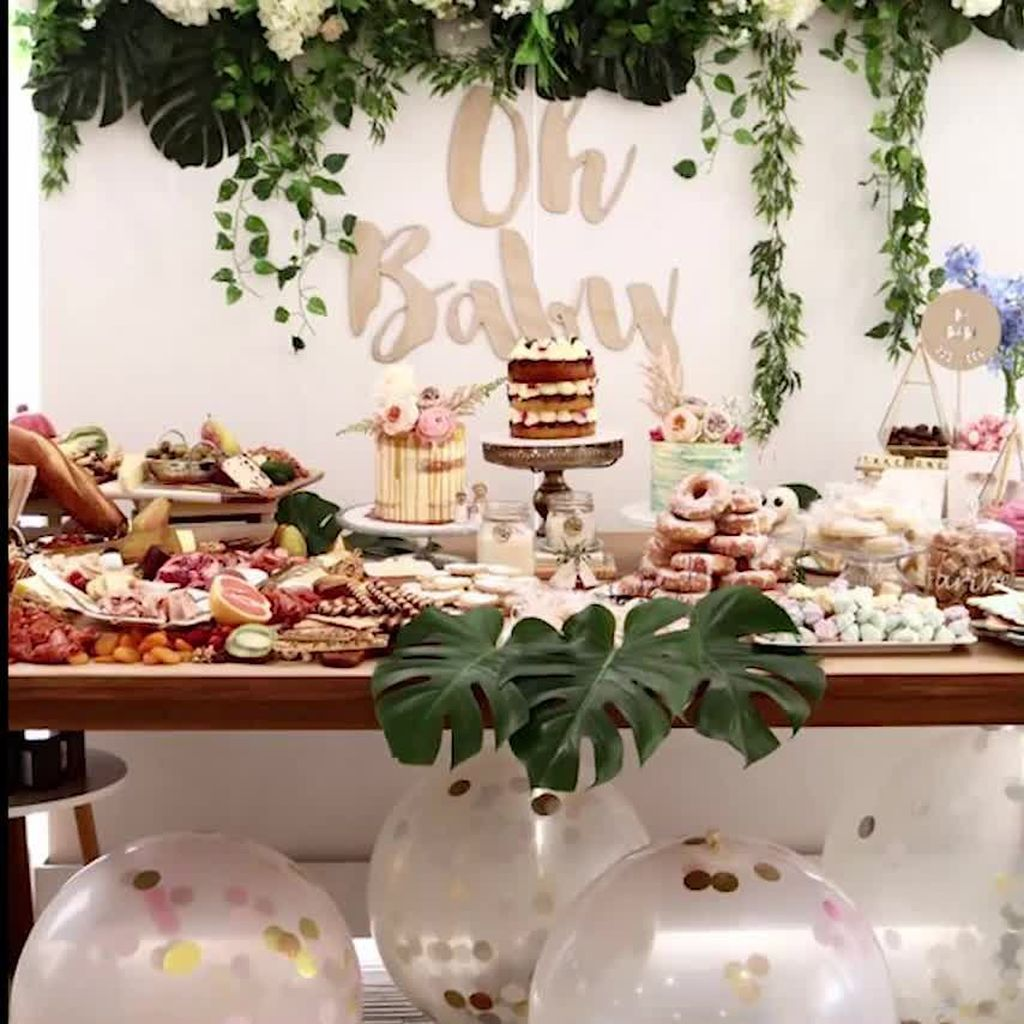 Fabulous Floral Theme Party Decor Ideas Best For Summertime 19