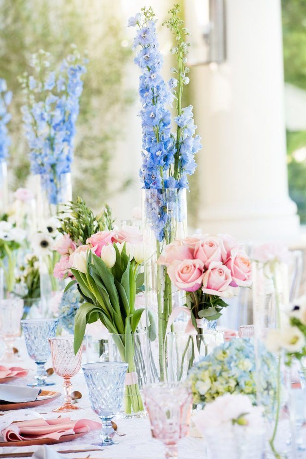 Fabulous Floral Theme Party Decor Ideas Best For Summertime 21