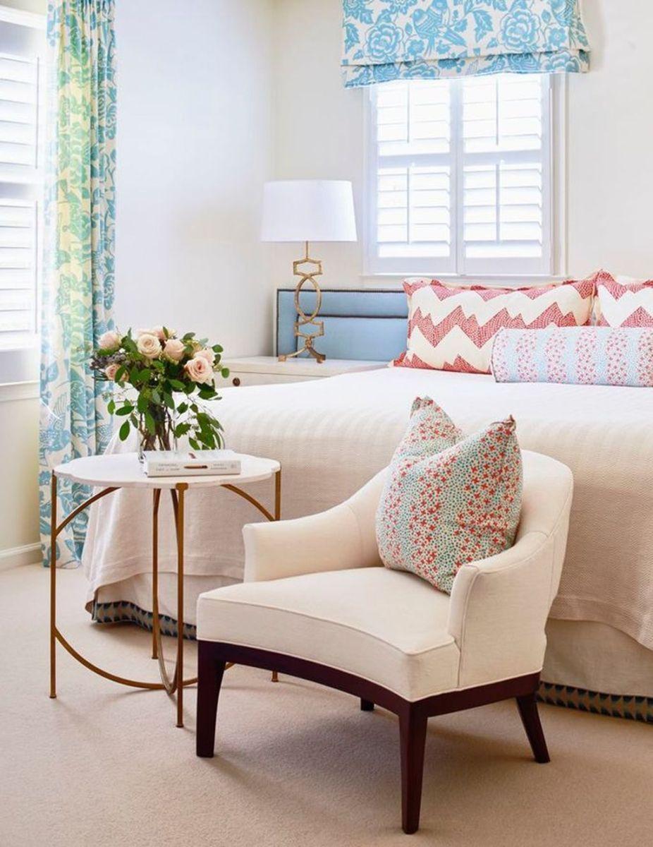 Fascinating Summer Bedroom Decor Ideas 11