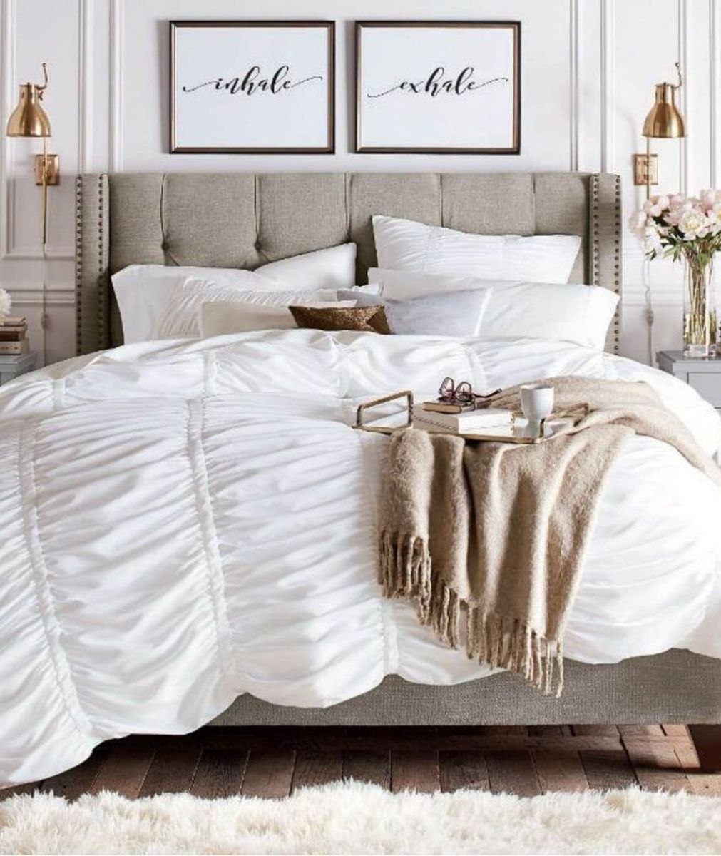Fascinating Summer Bedroom Decor Ideas 32