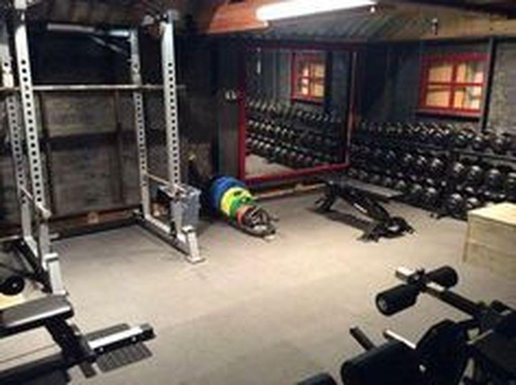 Gorgeous Home Gym Design Ideas Keep You Healthy 01