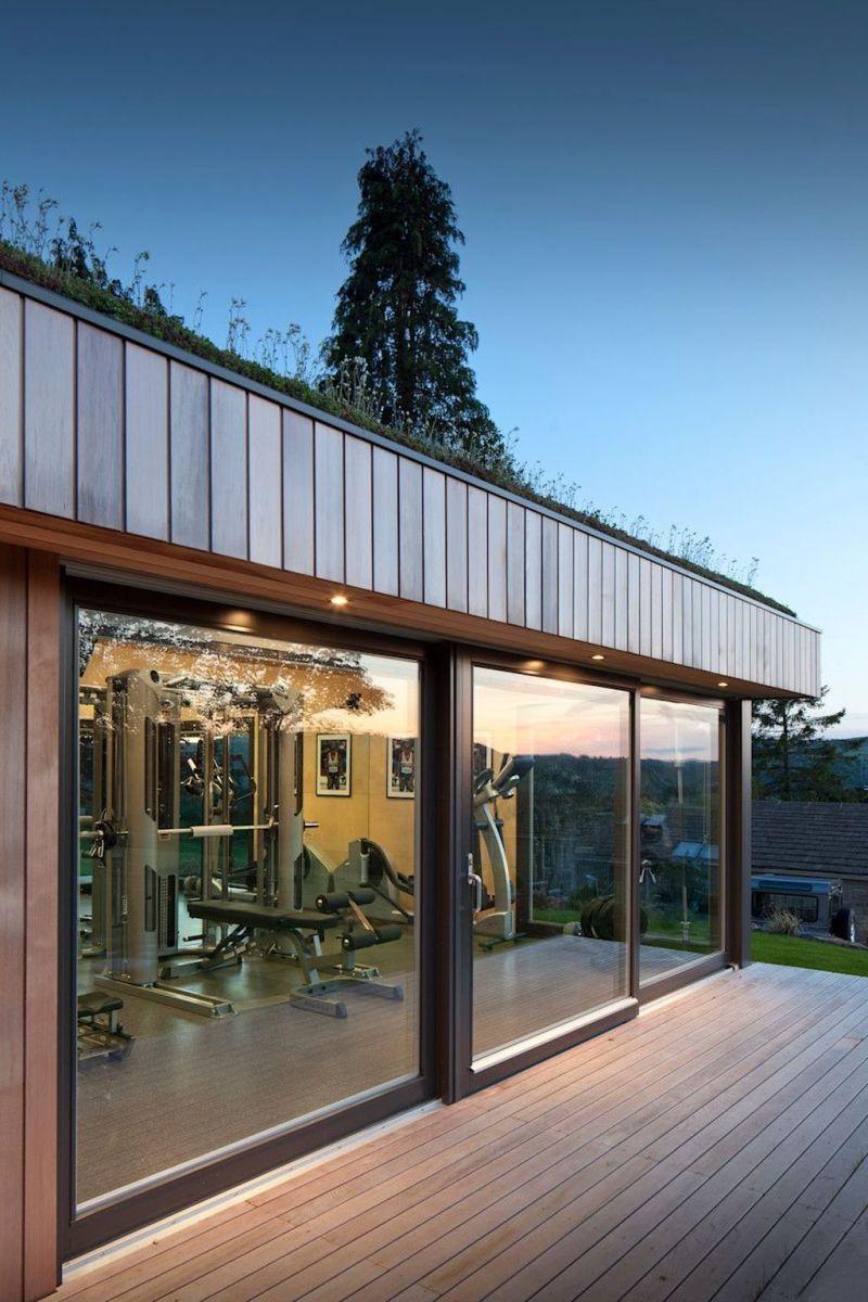 Gorgeous Home Gym Design Ideas Keep You Healthy 08
