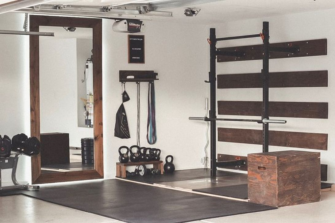 Gorgeous Home Gym Design Ideas Keep You Healthy 13