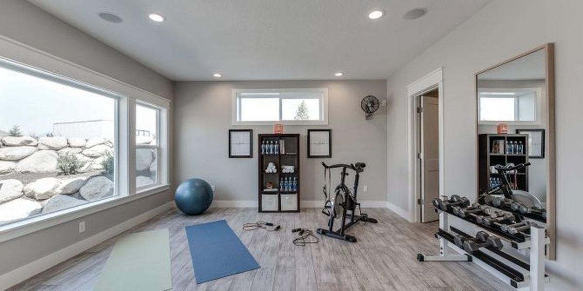 Gorgeous Home Gym Design Ideas Keep You Healthy 31