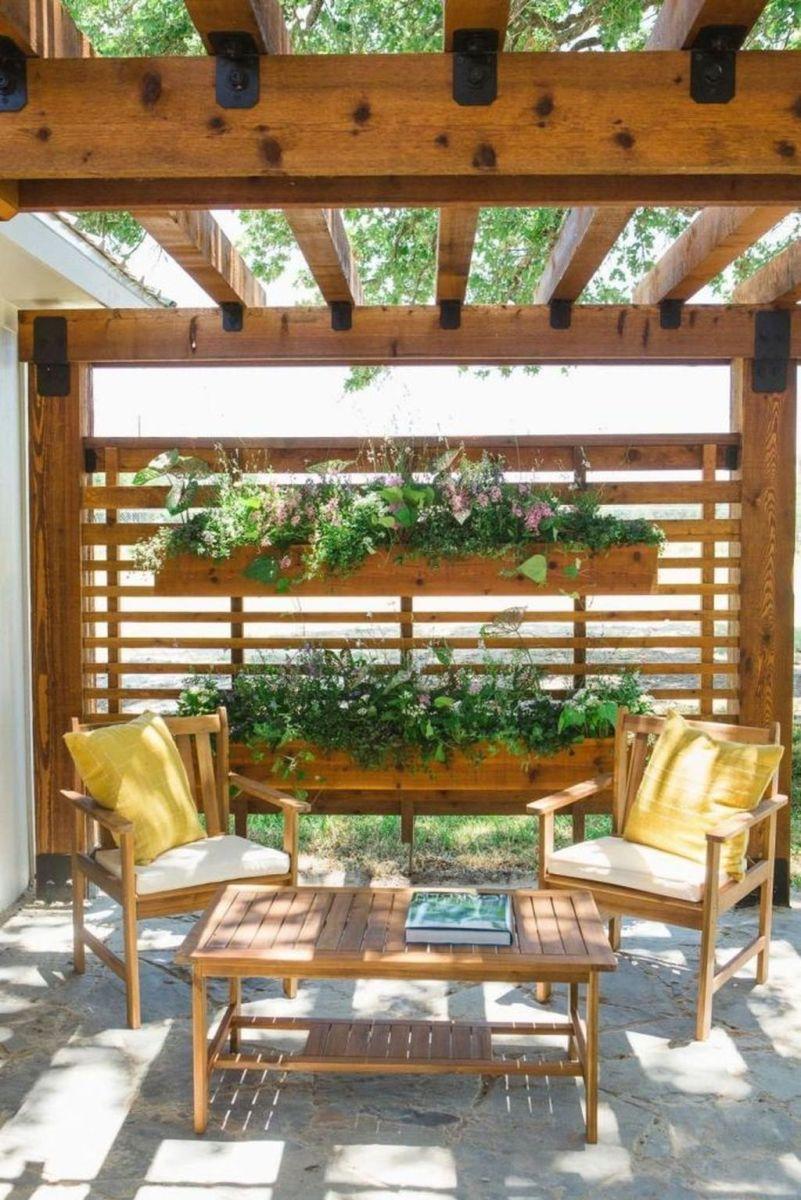 Inspiring Pergola Patio Design Ideas For Your Backyard Decor 06