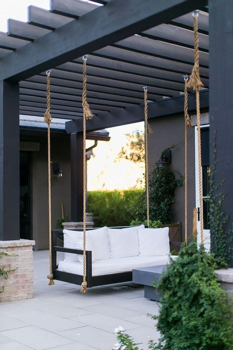 Inspiring Pergola Patio Design Ideas For Your Backyard Decor 11