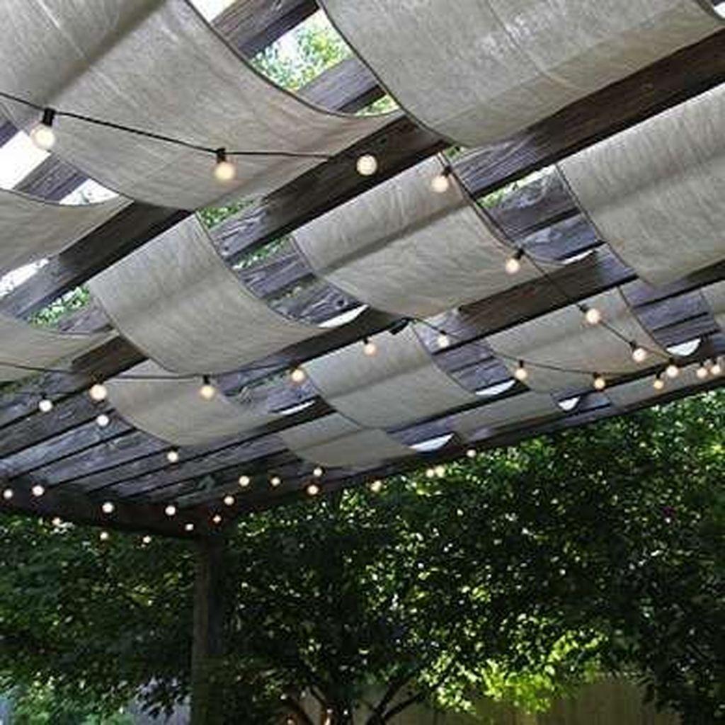 Inspiring Pergola Patio Design Ideas For Your Backyard Decor 22