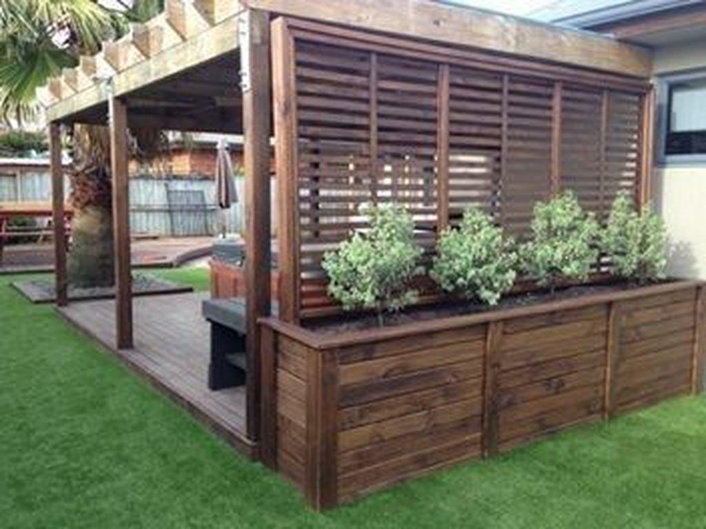 Inspiring Pergola Patio Design Ideas For Your Backyard Decor 26