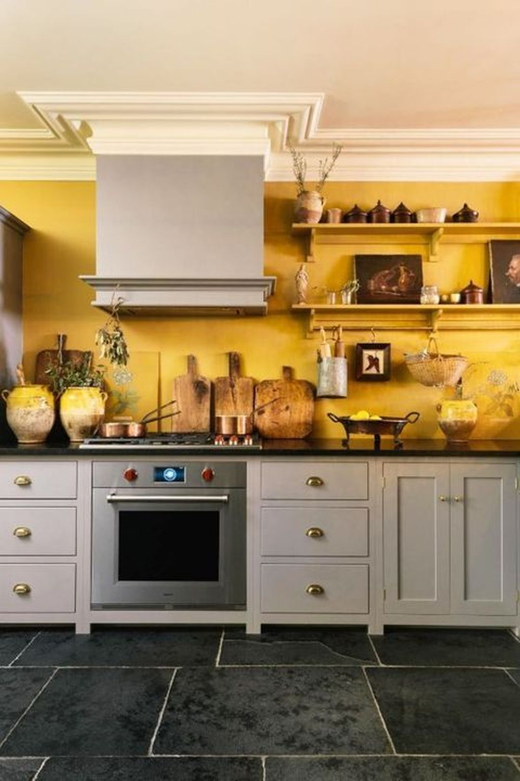Nice Yellow Kitchen Decor Ideas For This Summer 19