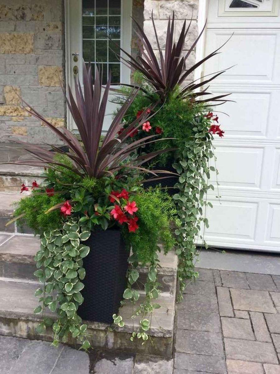 Stunning Backyard Flower Garden Ideas You Should Copy Now 28